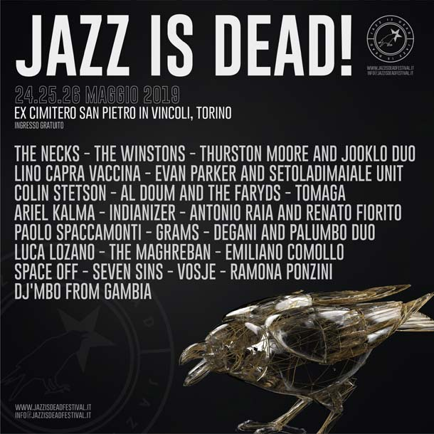 Jazz is Dead! Fuori i nomi!