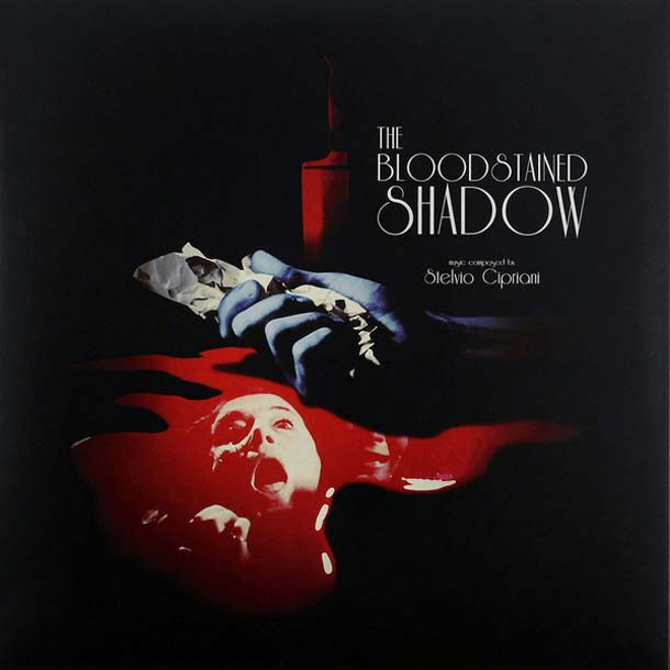 STELVIO CIPRIANI, The Bloodstained Shadow