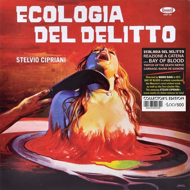 STELVIO CIPRIANI, Ecologia Del Delitto