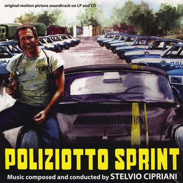STELVIO CIPRIANI, Poliziotto Sprint