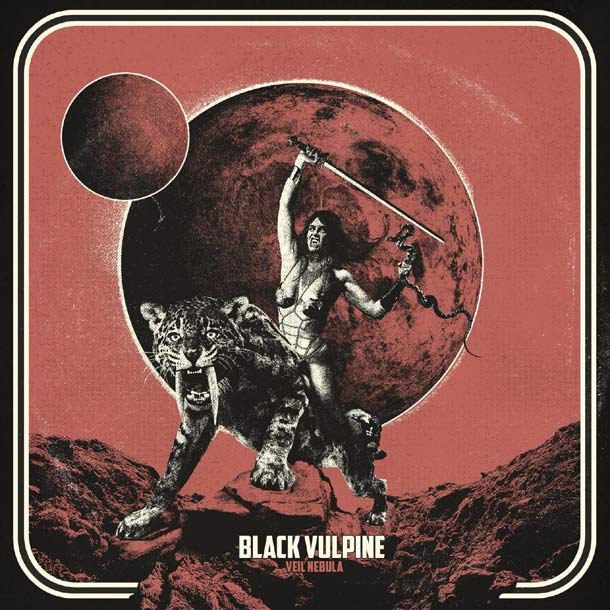 BLACK VULPINE, Veil Nebula