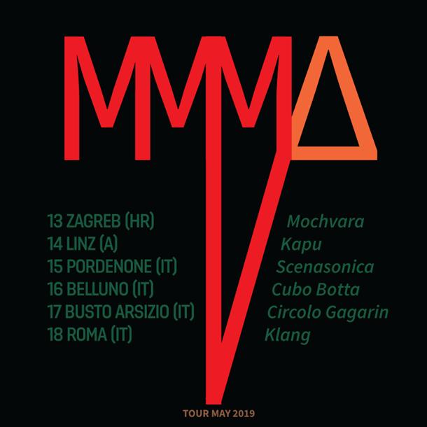 MMMD - maggio 2019