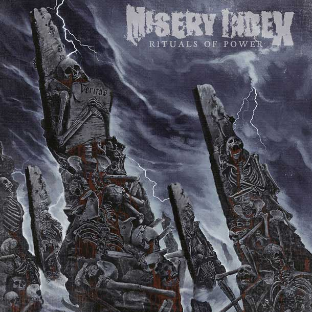 MISERY INDEX, Rituals Of Power