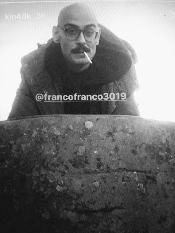 Noia, cyborg mc e pisciate a pagamento: vi presentiamo Franco Franco