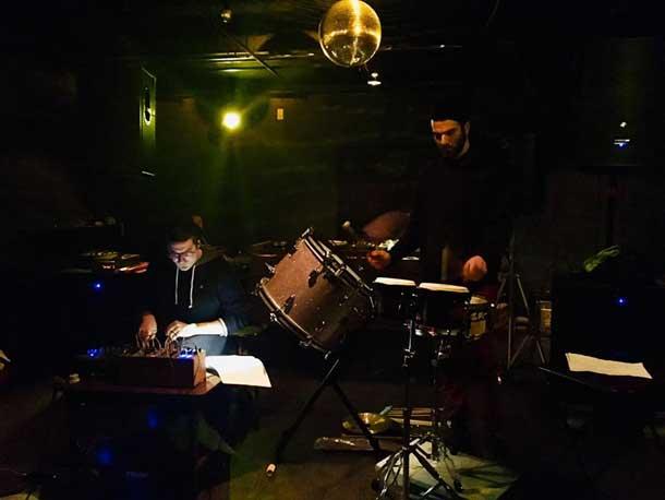 Rumore e sogni - Il tour giapponese dei TRRMÁ