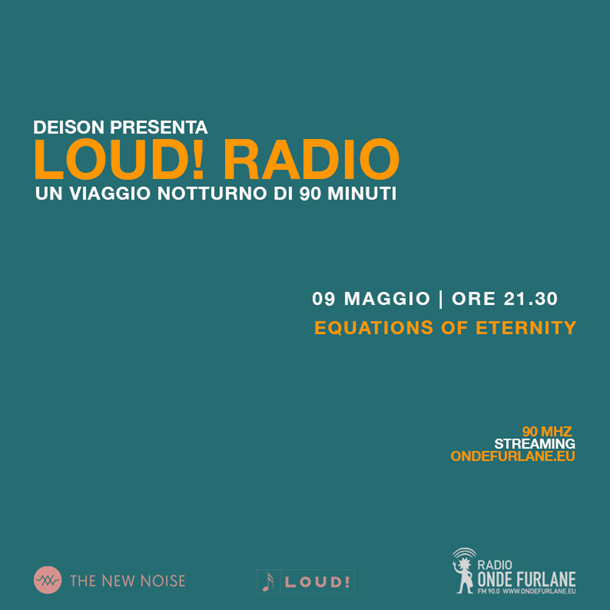 "LOUD! – ""Equations Of Eternity"", 09.05.2019"