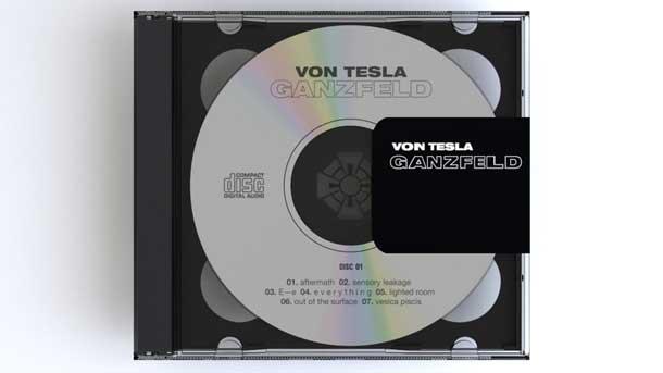 VON TESLA, Ganzfeld [+ full album stream]