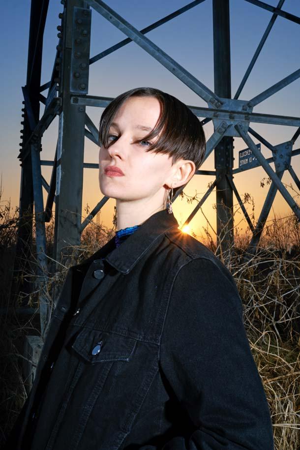 Caterina Barbieri, foto di Jim C. Nedd