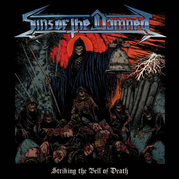 SINS OF THE DAMNED, Striking The Bell Of death