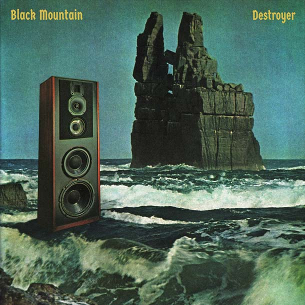BLACK MOUNTAIN, Destroyer