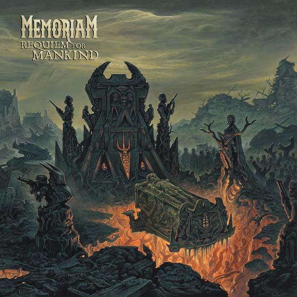 MEMORIAM, Requiem For Mankind