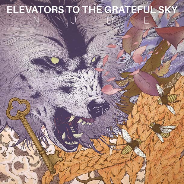 ELEVATORS TO THE GRATEFUL SKY, Nude