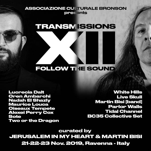 Transmissions XII