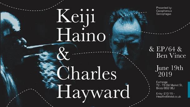 Charles Hayward & Keiji Haino