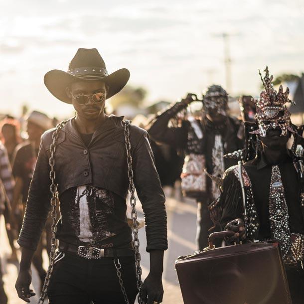 AA.VV., Brutal Africa – The Heavy Metal Cowboys Of Botswana