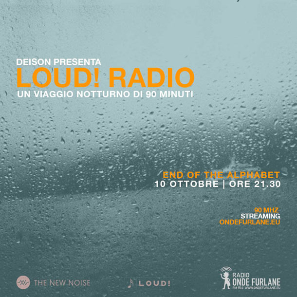 "LOUD! – ""End Of The Alphabet"", 10.10.2019"
