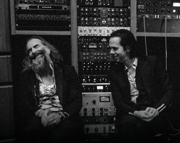 Warren Ellis - Nick Cave