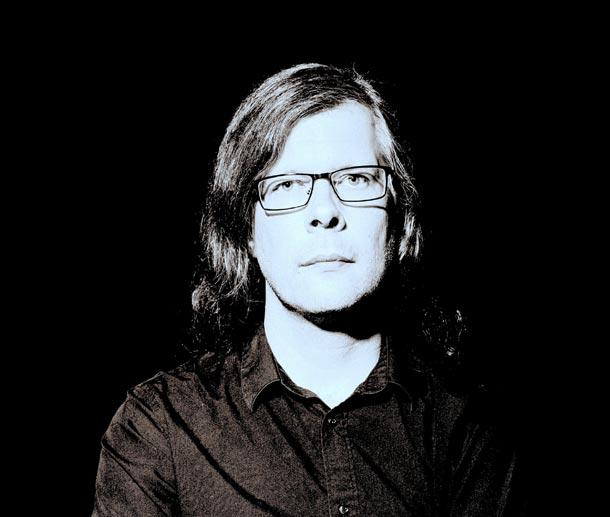 Kevin Hufnagel, photo by Justina Villanueva