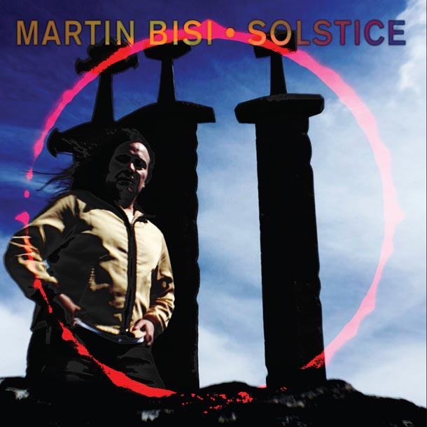 MARTIN BISI, Solstice