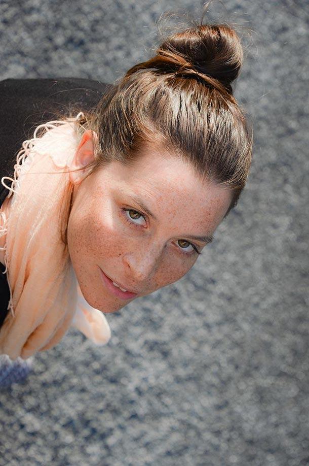 Elsa Martin, foto di Ulderica Da Pozzo