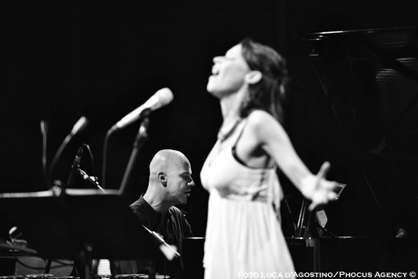 Elsa Martin, foto di Luca D'Agostino
