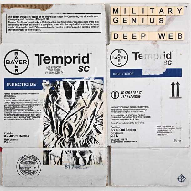 MILITARY GENIUS, Deep Web
