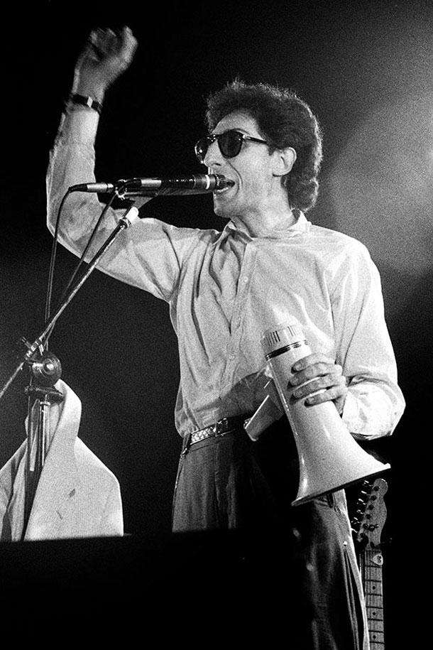 Franco Battiato - 1982 © Rossetti - PHOCUS