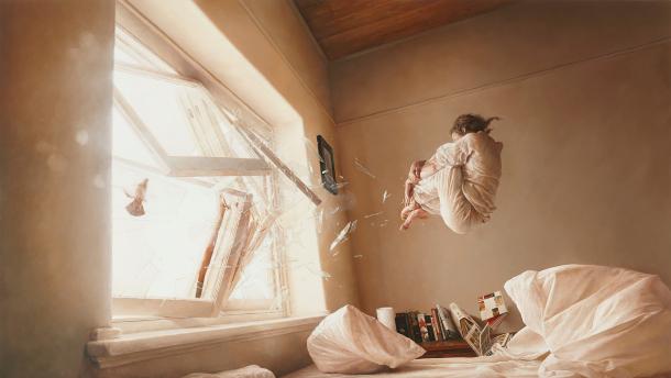 """""""A Perfect Vacuum"""" di Jeremy Geddes"""