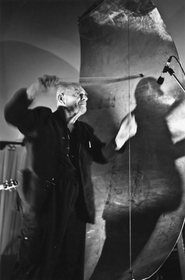 Bob Rutman, foto © Dirk Bleicker