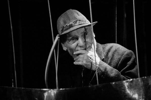 Bob Rutman, foto © Anna Motterle