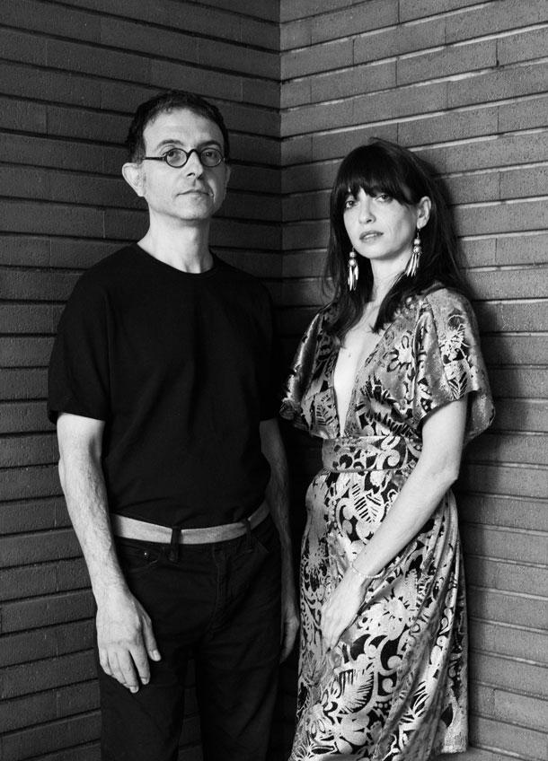 Donato Dozzy & Eva Geist by Lara Cetti